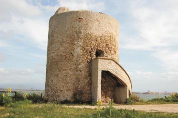 La torre di Su Pottu