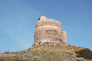 La torre di San Giovanni di Sinis