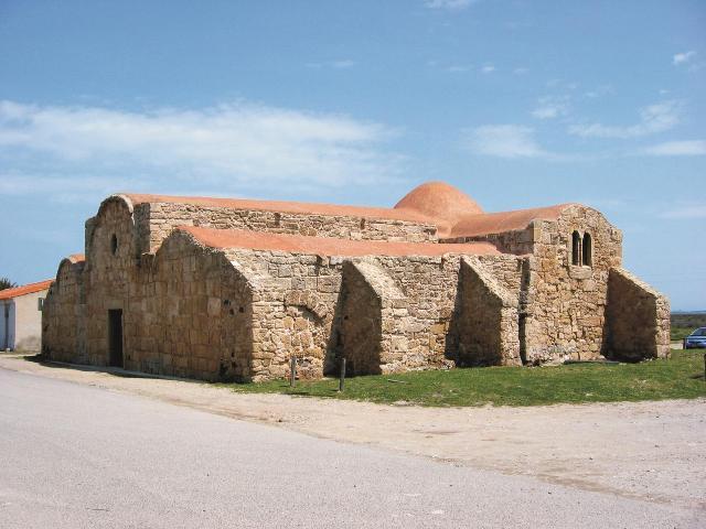 La Chiesa di San Giovanni di Sinis