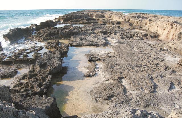 La cava di Punta Maimoni